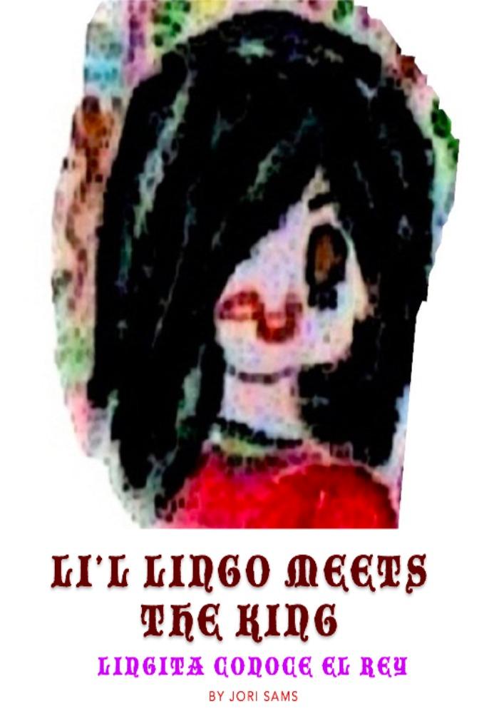Li'l Lingo Meets the King illustrated eBook