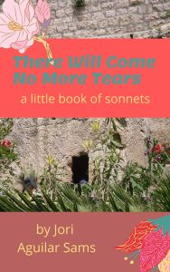 No More Tears book of Sonnets