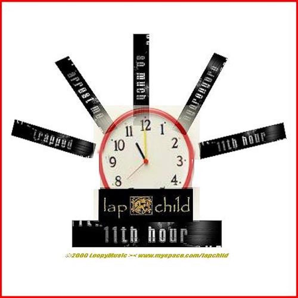 11th CD by Lap Child